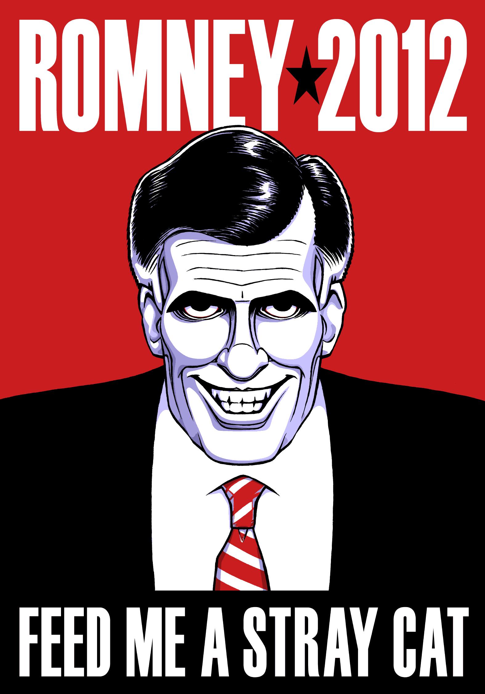 Mitt Romney: American Psycho