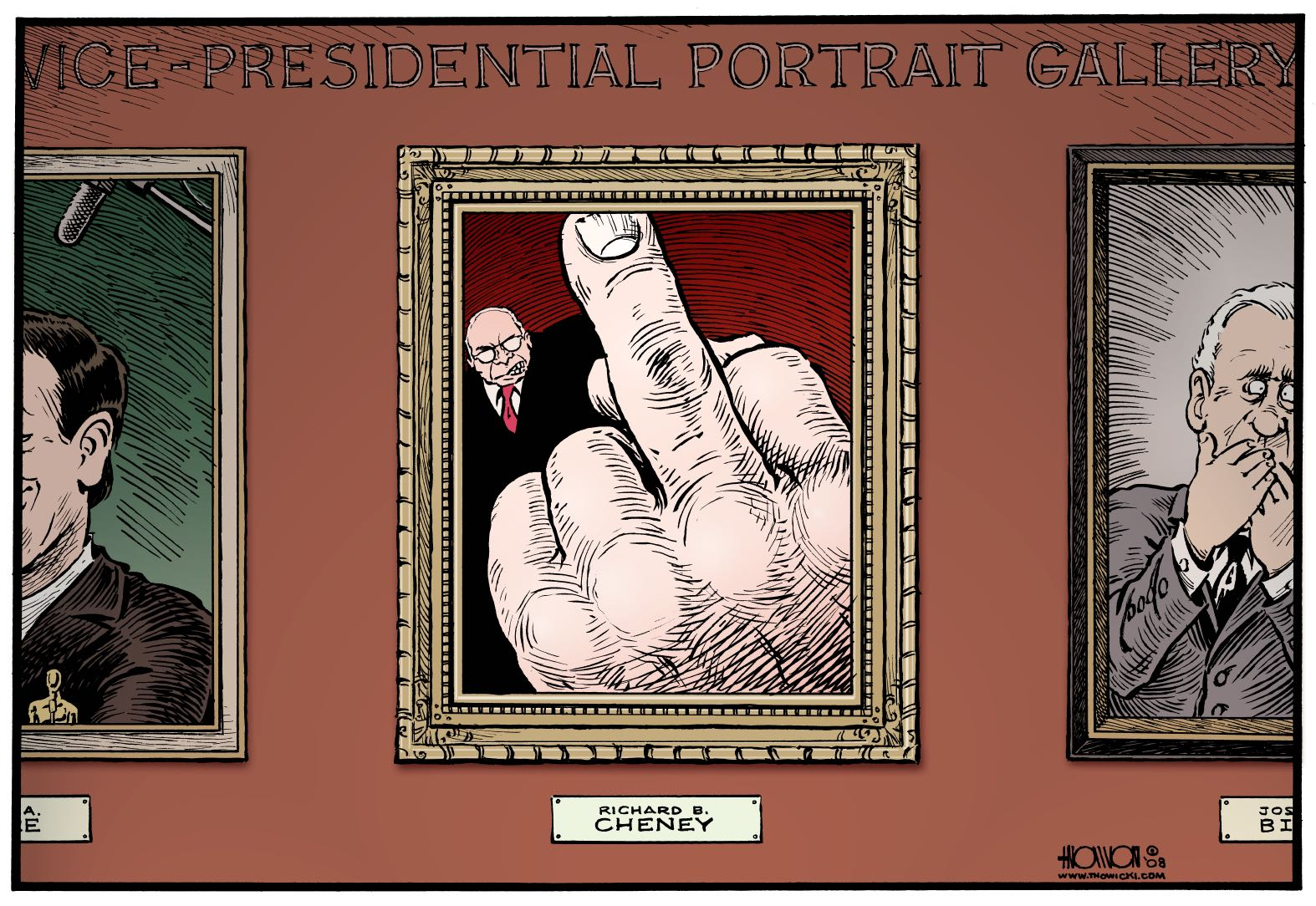 Portrait of a Dick