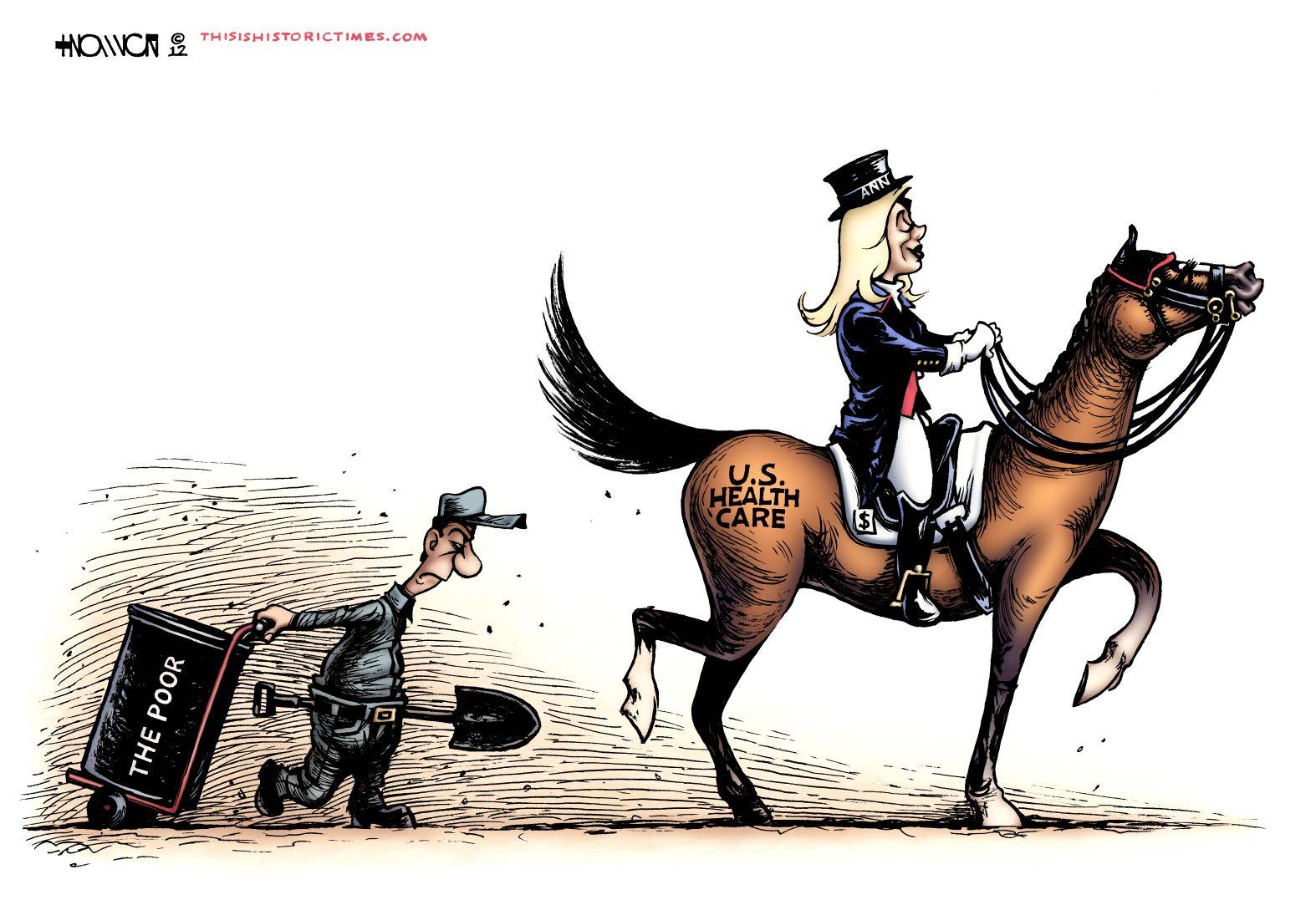 Corporate Horse