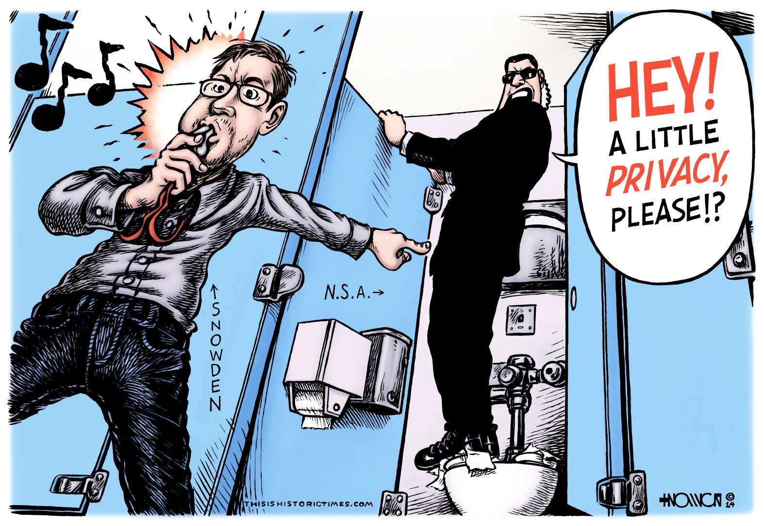 Privacy Stalls