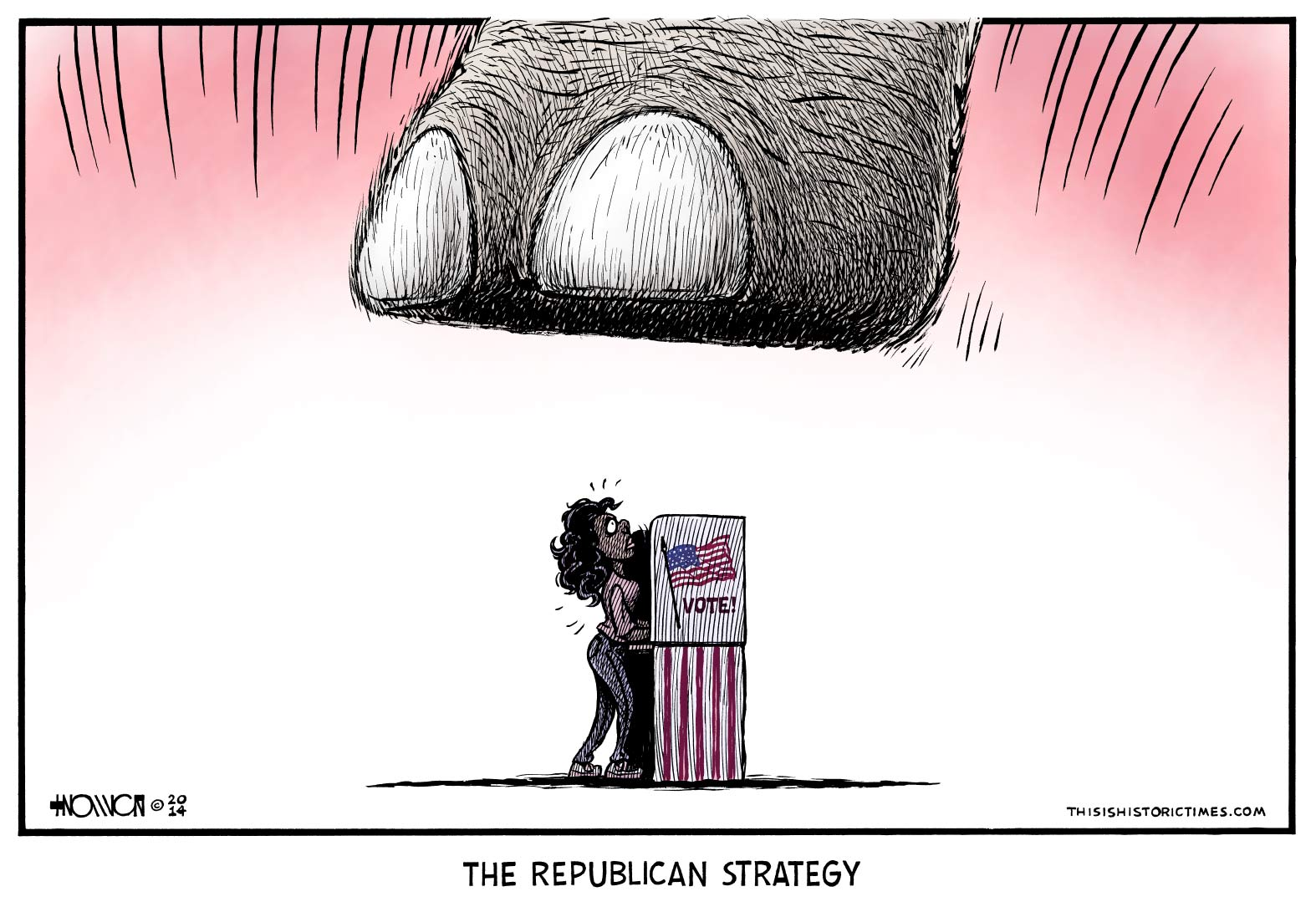 Stomp Out the Vote