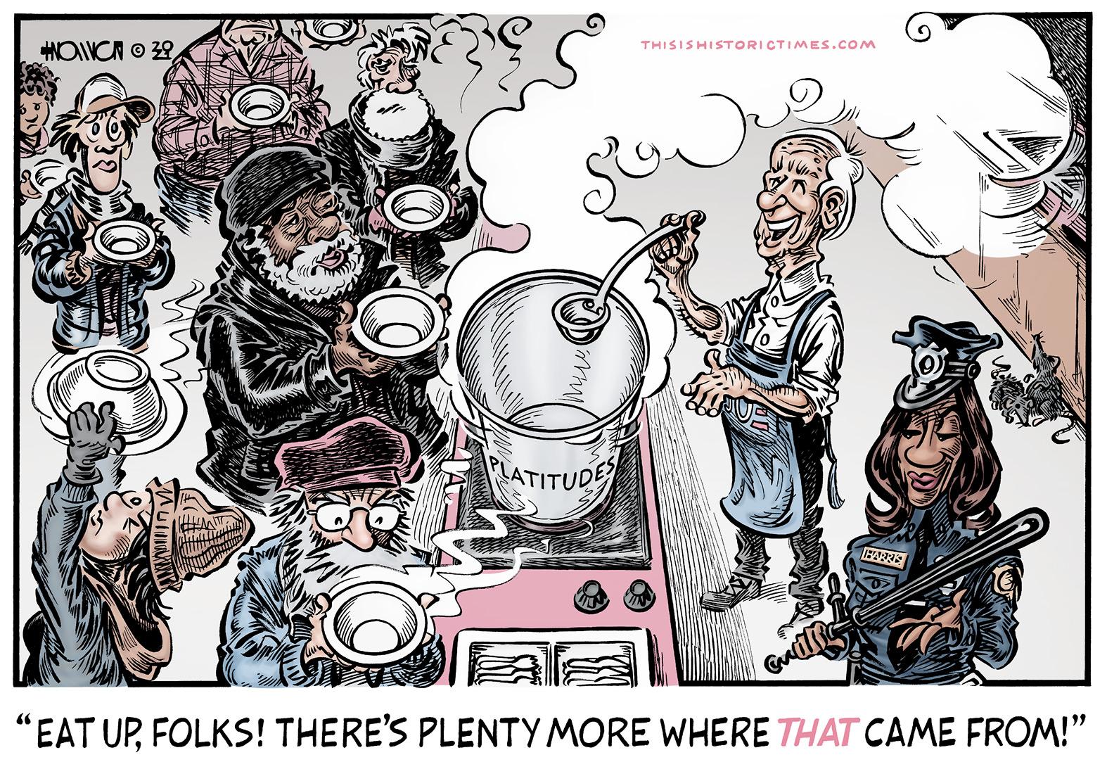 Joe Biden is totally useless.